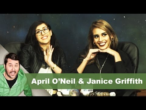 April O'Neil & Janice Griffith | Getting Doug with High