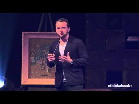 Festival 2015 - Keynote Sebastian Tomich