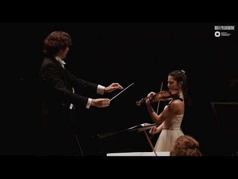 «The violin is a part of me» | Maria Dueñas at the Philharmonie Luxembourg