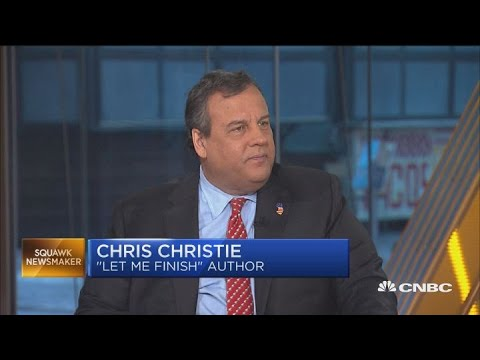 Chris Christie On Elizabeth Warren, 2020 Democratic Candidates