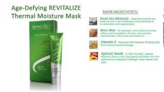 Seacret Thermal Moisture Mask Thumbnail