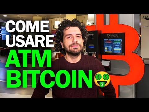Ho versato CONTANTI in un Bitcoin ATM 🤑. Ecco come è andata!