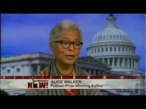"Alice Walker on ""The Color Purple"": Racism, Violence Against Women Are Global Issues"