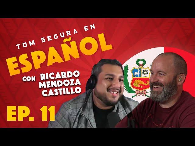 Ep. 11 con Ricardo Mendoza Castillo | Tom Segura En Español (ENGLISH SUBTITLES)