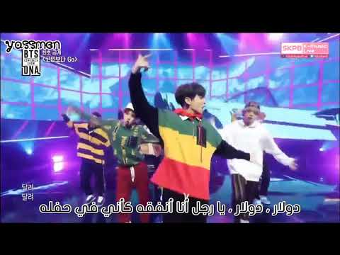 BTS (Bangtan Boys) - Go Go / Go rather than worrying (Live) - Arabic Sub الترجمه العربيه