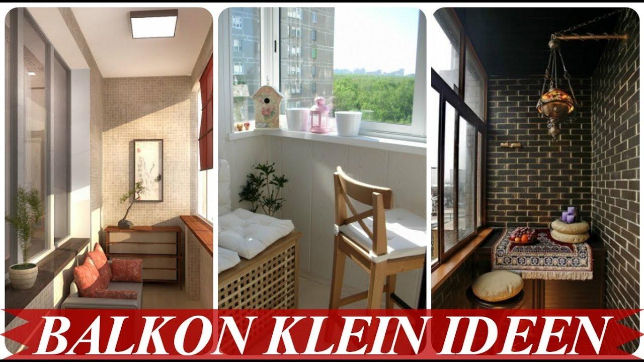 ideen f r kleine balkone youtube. Black Bedroom Furniture Sets. Home Design Ideas