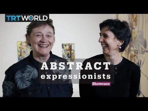 Abstract Expressionism in London | Contemporary Art | Showcase