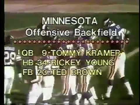 Buffalo Bills @ Minnesota Vikings 1979 Week 15 (Jim Marshall's Last Home Game)