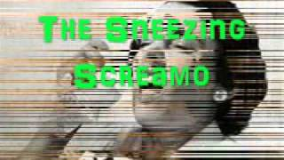 the sneezing screamo song