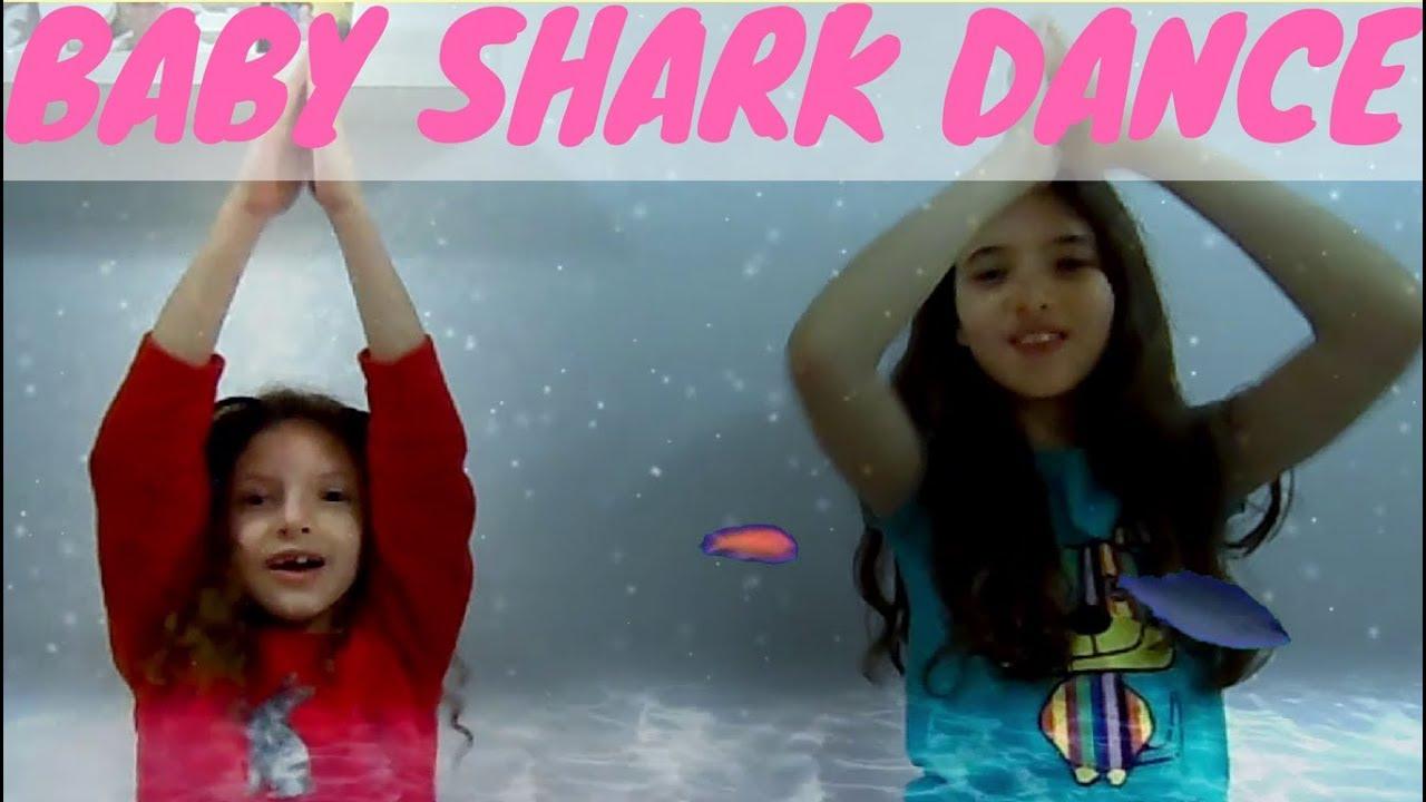 Baby Shark Dance | Desafio Baby Shark | Música Infantil #juliabrezel