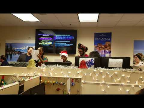 NMC Karaoke -I Farted on Santa's Lap