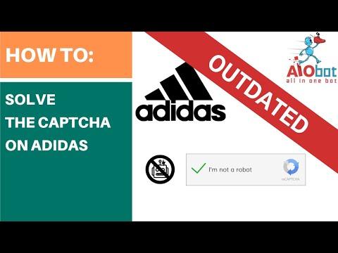 AIO Bot - Adidas Captcha Solver