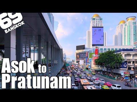 Asok to Pratunam