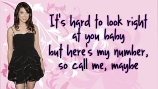Call Me Maybe By: C.R.J Music Video [[  wackz17 ]]
