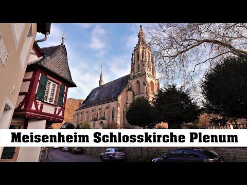 MEISENHEIM (D), Schlosskirche