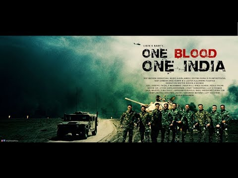 ONE BLOOD ONE INDIA | OFFICIAL TEASER | 2018 Malayalam Short Film
