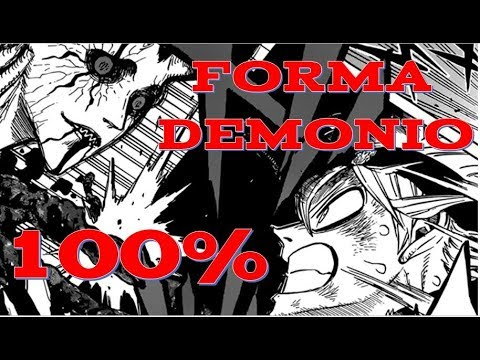 ASTA Black Form 100% esta CERCA??? La ultima Esperanza!!! || Review MG 206 Black Clover