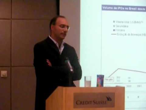 Marcello Kayath - Co-CEO Banco de Investimento Credit Suisse