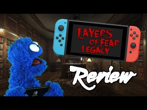 Layers of Fear: Legacy Review │ Switchs First Notable Horror