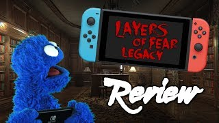 Layers of Fear: Legacy Review │ Switch's First Notable Horror (Video Game Video Review)