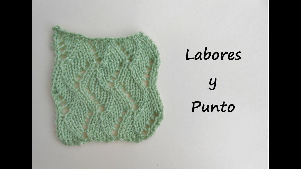 Vistoso Crochet Patrón De Rizo De Puntada Ilustración - Ideas de ...