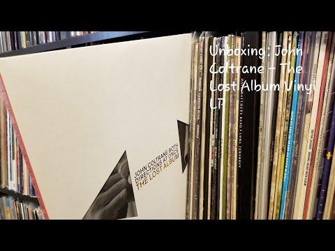 Unboxing: John Coltrane - Both Directions...