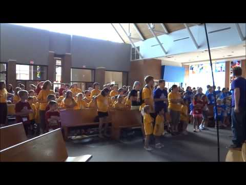 Kingdom Rock VBS  - Stand Together - Theme Song
