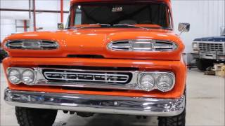 1961 Chevy Suburban Apache