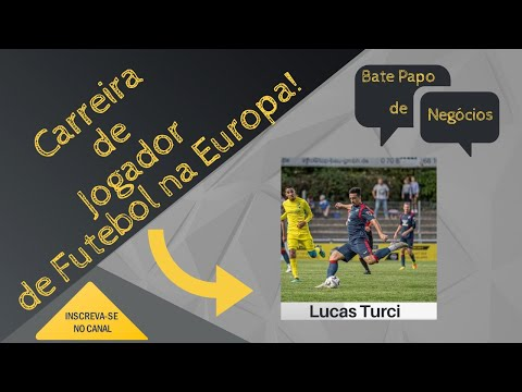 Bate Papo de Negócios - Carreira de Jogador de Futebol na Europa!