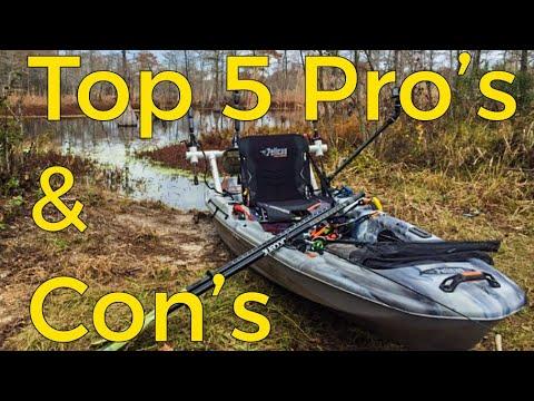 Pelican Catch 100 Kayak Review -Top 5 Pros & Cons