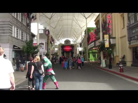 Movie World Theme Park Warner Bros. on the Gold Coast