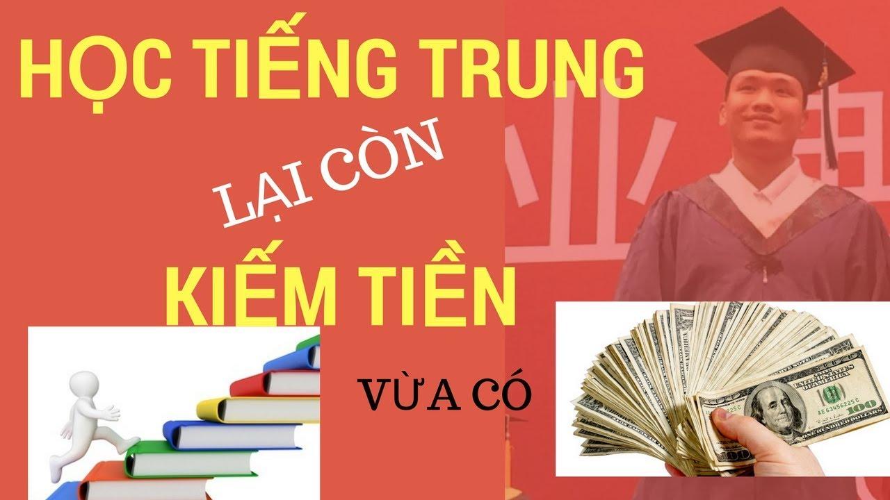 Vừa học tiếng Trung vừa kiếm tiền bằng cách làm Vietsub, Engsub