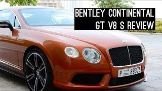 2015 Bentley Continental GT V8 S Test Drive and Review