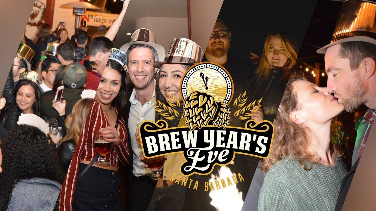 Brew Year's Eve Santa Barbara 2019