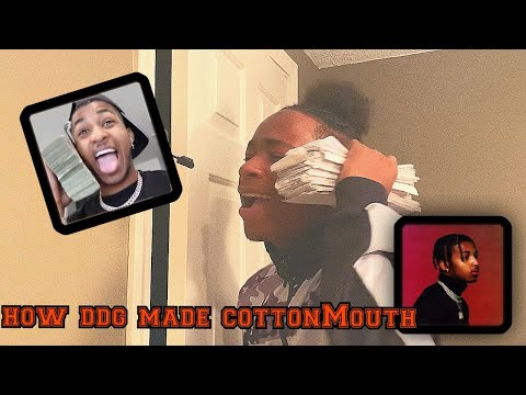 How DDG Made Cottonmouth