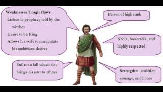 Oedipus - Tragic Hero