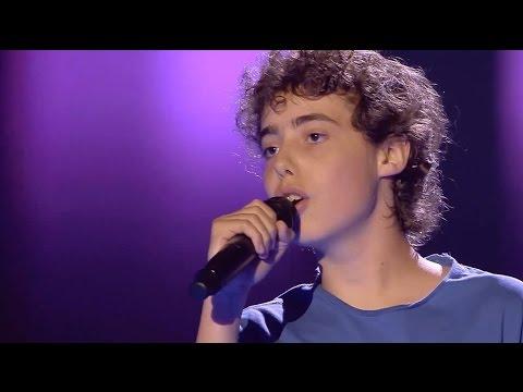 """Edgar: """"Y Cómo Es Él"""" - Audiciones A Ciegas - La Voz Kids 2017"""