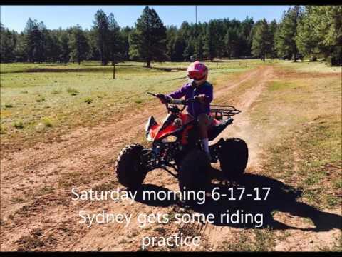 UTV Schnebly Hill Flagstaff AZ Trail Riding & Camping June 2017