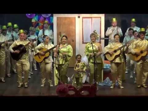 Carnaval 2019 - Querido Mudei a Casa -  Terra-Chã