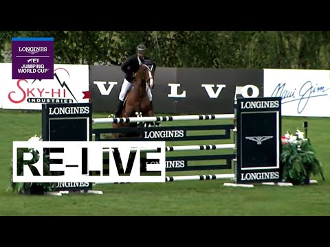 RE-LIVE | Vancouver | Longines FEI Jumping World Cup™ NAL 2019/20 | Volvo Cup