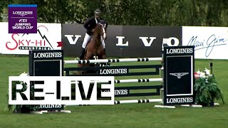 LIVE 🔴 Longines FEI Jumping World Cup™ NAL 2019/20 | Vancouver | Volvo Cup