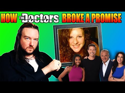 How 'The Doctors' Broke a Promise (Marisha Dotson)