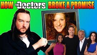 How 'The Doctors' Broke a Promise (Marisha Dotson)