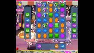 candy crush saga - level 725  No Booster