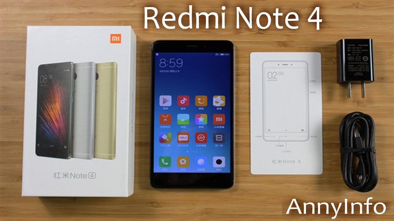 Redmi Note 4 Unboxing: Review Hindi 2017 - YouTube