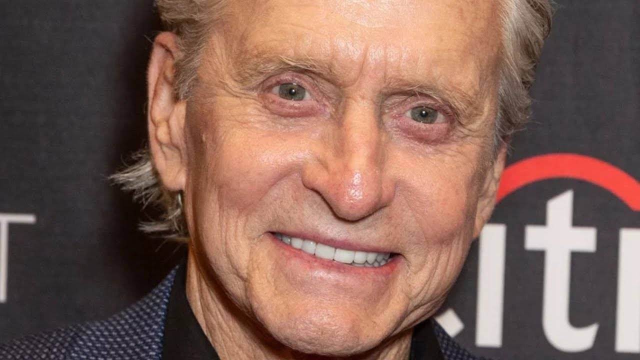The Real Reason Michael Douglas Shared A Home With His Ex-Wife