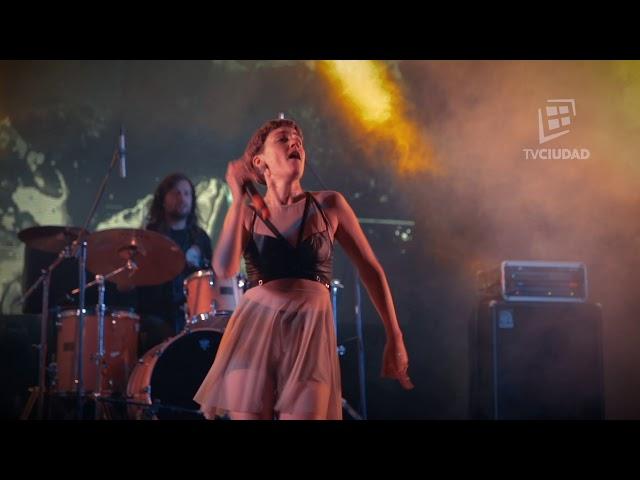 Eli Almic y break dance por TV Ciudad
