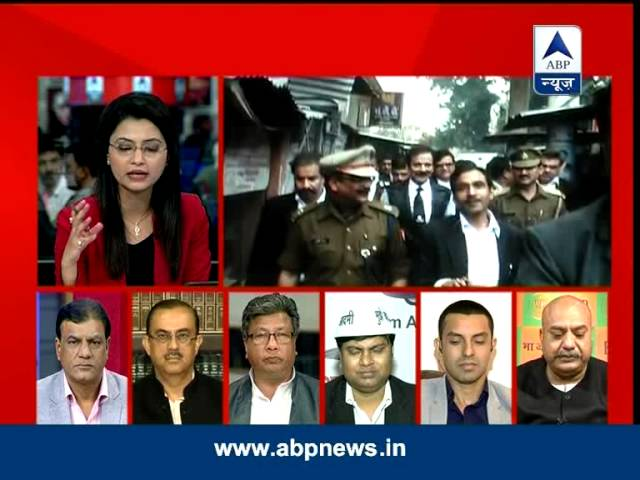 ABP News debate: Are political leaders shielding Sahara chief Subrata Roy?