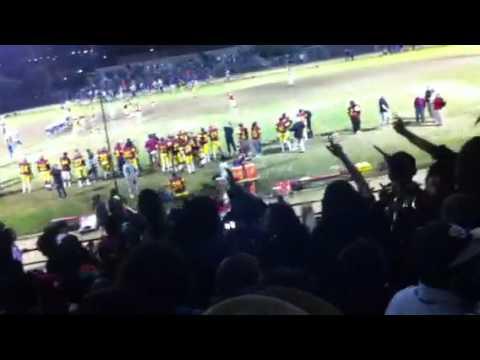 Fairfax high school, L.A. Homecoming 2010