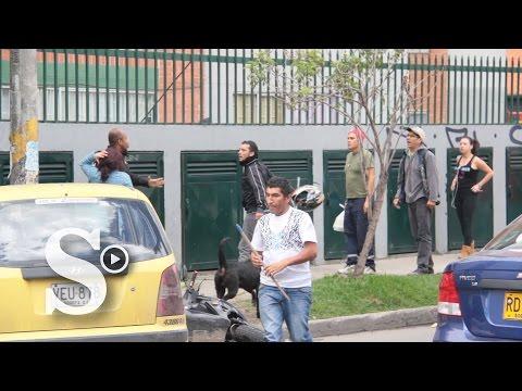 La intolerancia no se quiere ir de Bogotá